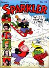 Cover for Sparkler Comics (United Features, 1941 series) #29