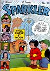Cover for Sparkler Comics (United Features, 1941 series) #v4#6 (30)