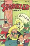 Cover for Sparkler Comics (United Features, 1941 series) #v5#2 (38)
