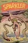 Cover for Sparkler Comics (United Features, 1941 series) #v5#11 (47)