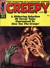 Cover for Creepy (Warren, 1964 series) #24