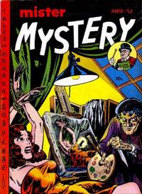Cover Thumbnail for Mister Mystery (Stanley Morse, 1951 series) #4