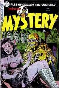 Cover Thumbnail for Mister Mystery (Stanley Morse, 1951 series) #16