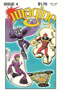 Cover Thumbnail for Imagine (Star*Reach, 1978 series) #4