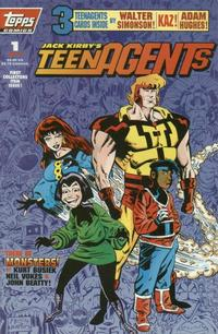 Cover Thumbnail for Jack Kirby's TeenAgents (Topps, 1993 series) #1