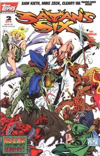Cover Thumbnail for Satan's Six (Topps, 1993 series) #2