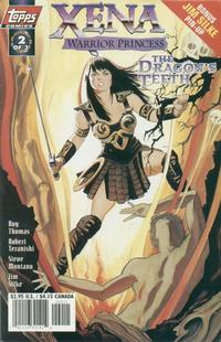 Cover Thumbnail for Xena: Warrior Princess/The Dragon's Teeth (Topps, 1997 series) #2