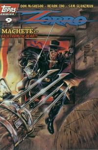 Cover Thumbnail for Zorro (Topps, 1993 series) #9