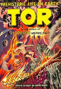 Cover Thumbnail for Tor (St. John, 1954 series) #3