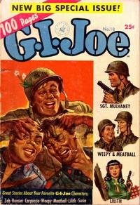 Cover Thumbnail for G.I. Joe (Ziff-Davis, 1951 series) #18