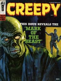 Cover Thumbnail for Creepy (Warren, 1964 series) #19
