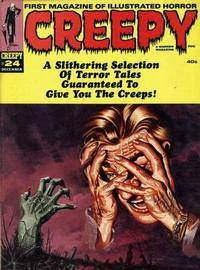 Cover Thumbnail for Creepy (Warren, 1964 series) #24
