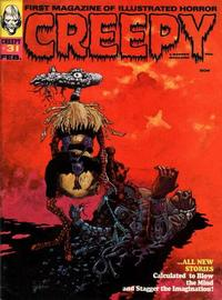 Cover for Creepy (Warren, 1964 series) #31