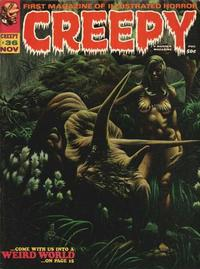 Cover Thumbnail for Creepy (Warren, 1964 series) #36