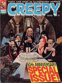 Cover Thumbnail for Creepy (Warren, 1964 series) #50