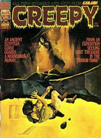 Cover Thumbnail for Creepy (Warren, 1964 series) #61