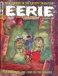 Cover Thumbnail for Eerie (Warren, 1966 series) #6