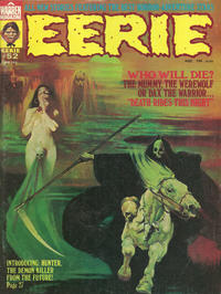 Cover Thumbnail for Eerie (Warren, 1966 series) #52