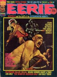 Cover Thumbnail for Eerie (Warren, 1966 series) #72