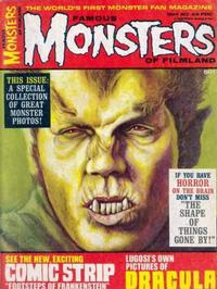 Cover Thumbnail for Famous Monsters of Filmland (Warren, 1958 series) #49