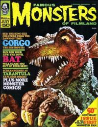 Cover Thumbnail for Famous Monsters of Filmland (Warren, 1958 series) #50
