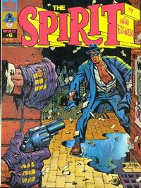 Cover Thumbnail for The Spirit (Warren, 1974 series) #6