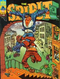 Cover Thumbnail for The Spirit (Warren, 1974 series) #9