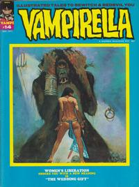 Cover for Vampirella (1969 series) #14