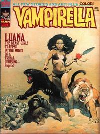 Cover Thumbnail for Vampirella (Warren, 1969 series) #31
