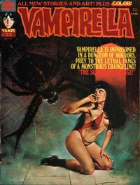 Cover for Vampirella (1969 series) #33