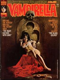 Cover Thumbnail for Vampirella (Warren, 1969 series) #35