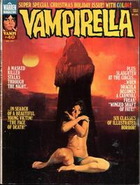 Cover Thumbnail for Vampirella (Warren, 1969 series) #40