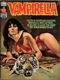 Cover Thumbnail for Vampirella (Warren, 1969 series) #53
