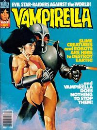 Cover Thumbnail for Vampirella (Warren, 1969 series) #68