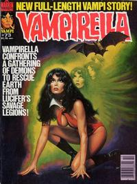 Cover Thumbnail for Vampirella (Warren, 1969 series) #73
