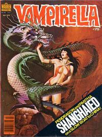 Cover for Vampirella (Warren, 1969 series) #79