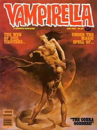 Cover Thumbnail for Vampirella (Warren, 1969 series) #93