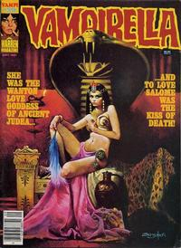 Cover for Vampirella (Warren, 1969 series) #99