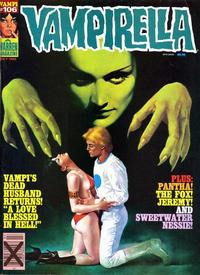 Cover for Vampirella (1969 series) #106