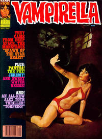 Cover for Vampirella (Warren, 1969 series) #108