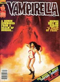Cover for Vampirella (Warren, 1969 series) #110