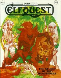 Cover Thumbnail for ElfQuest (WaRP Graphics, 1978 series) #13