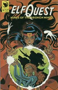 Cover Thumbnail for ElfQuest: Kings of the Broken Wheel (WaRP Graphics, 1990 series) #9