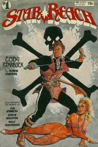 Cover for Star*Reach (1974 series) #1