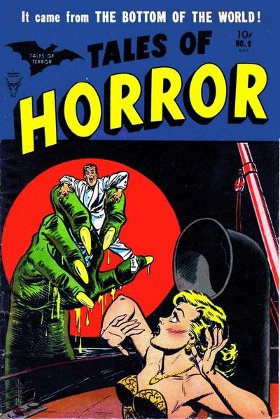 Cover for Tales of Horror (1952 series) #9