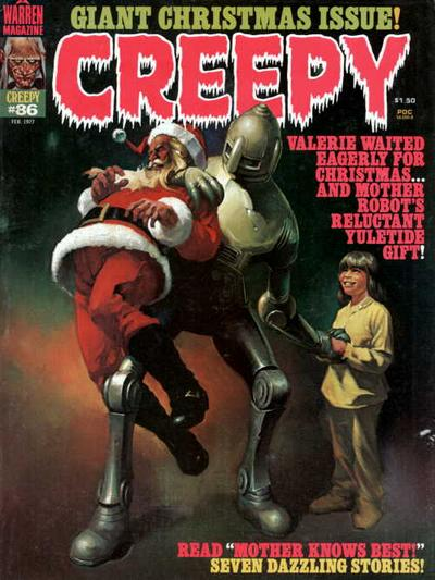 Cover for Creepy (Warren, 1964 series) #86