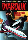 Cover for Diabolik Anno XLVII (Astorina, 2008 series) #3