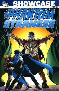 Cover Thumbnail for Showcase Presents Phantom Stranger (DC, 2006 series) #2