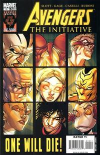 Cover Thumbnail for Avengers: The Initiative (Marvel, 2007 series) #10