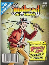 Cover Thumbnail for Jughead & Friends Digest Magazine (Archie, 2005 series) #28